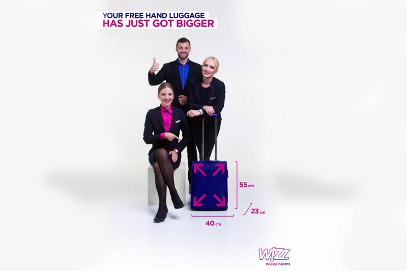 Noua Politica De Bagaje Wizz Air A Intrat în Vigoare